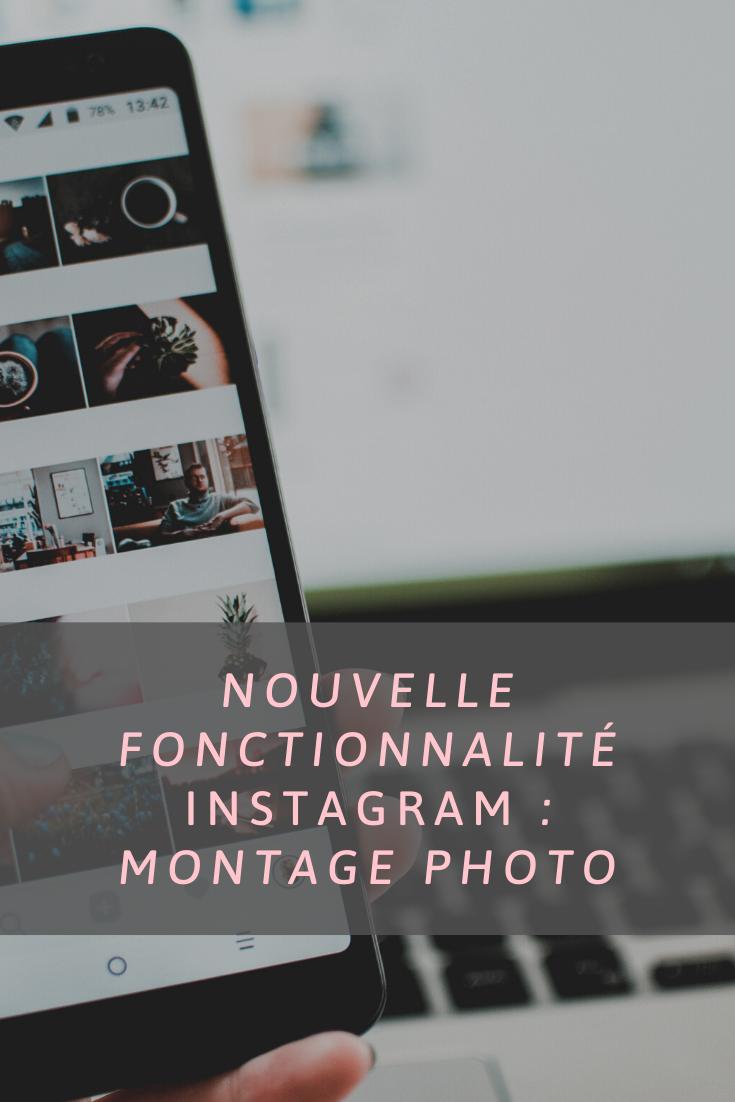 Fonctionnalite instagram