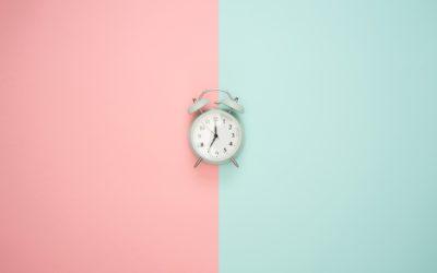 ¿Cómo compaginar el ritmo de publicación con tu vida personal?
