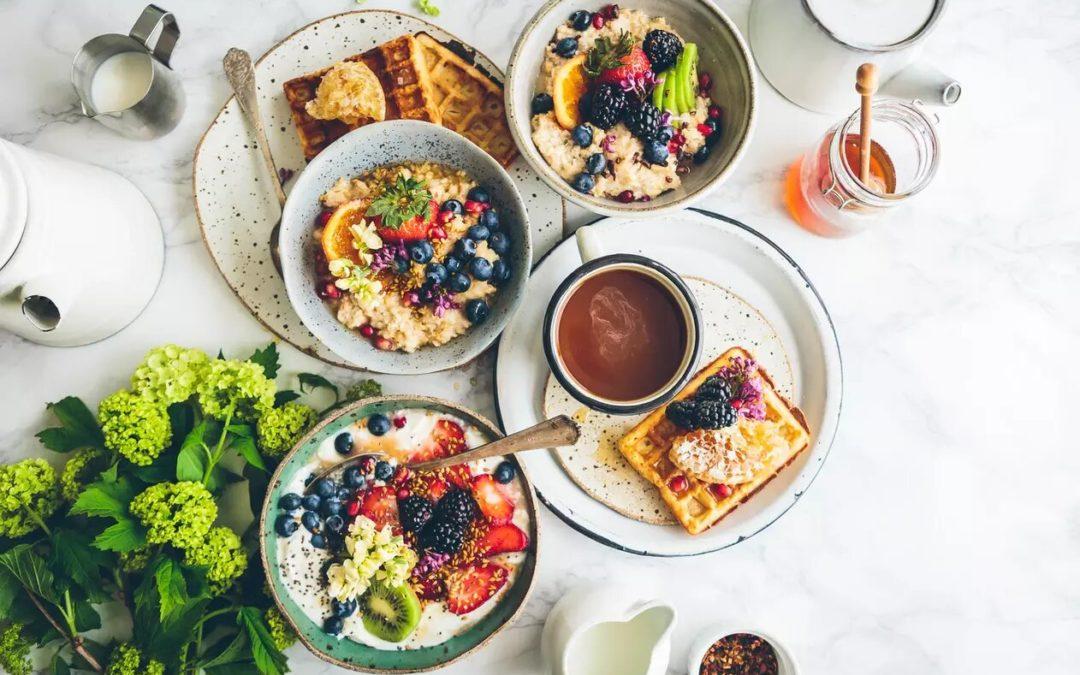 Les tendances photo-food 2020