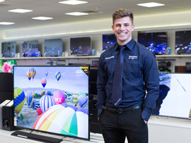 Harvey Norman Assistant Manager