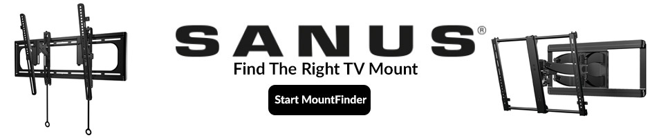 TV waltmount Finder