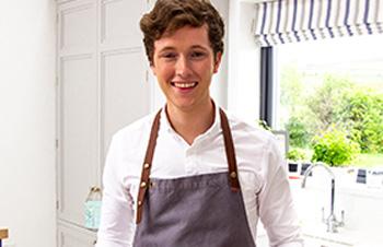 Aidrain Martin Cooking Class