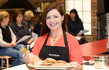Catherine Fulvio Cooking Class