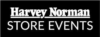 Harvey Norman Events Logo