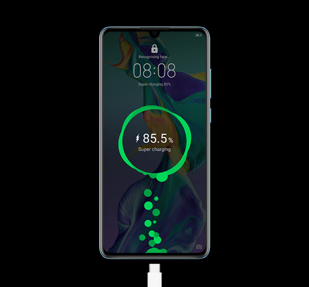 Huawei P30 Charging Technology