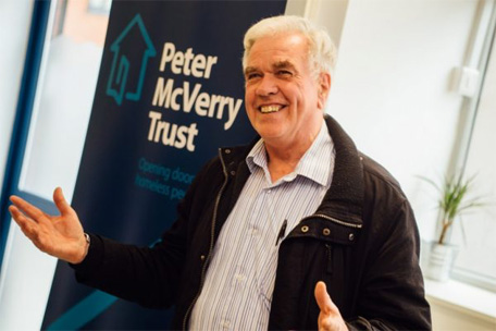 Peter McVerry man