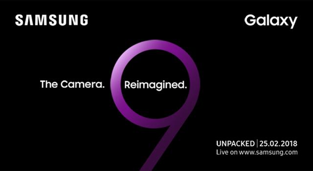 Samsung S9 Banner