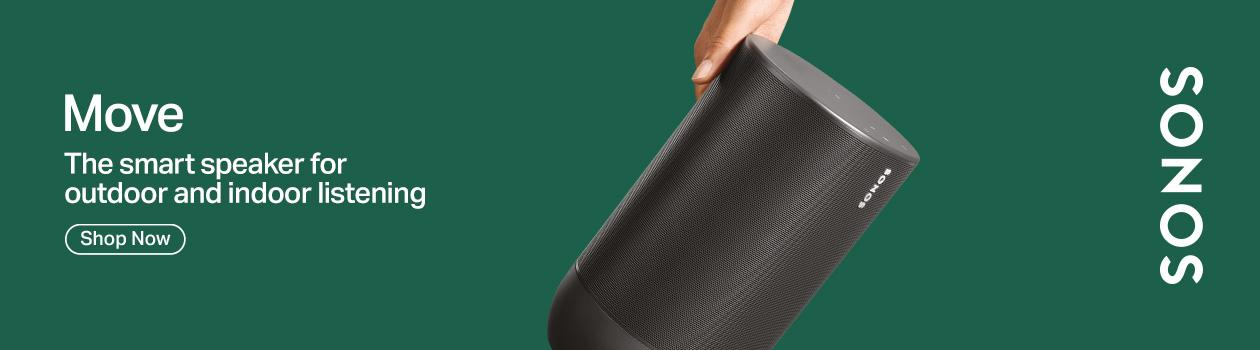 Sonos Banner Image