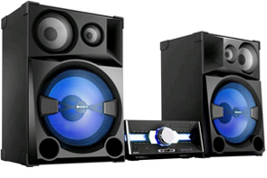 Hi-Fi Stereo Systems