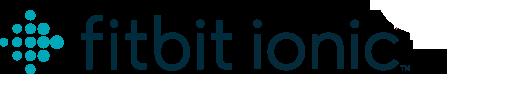 Fitbit Ionic Logo