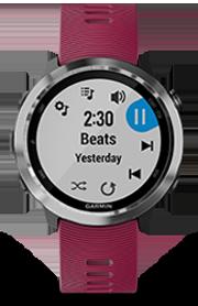 Garmin Watch Forerunner 645 Music