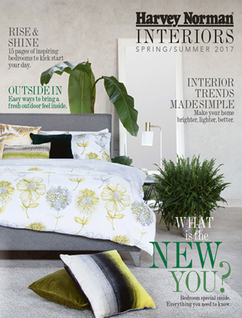 Interiors Spring/Summer Catalogue Cover