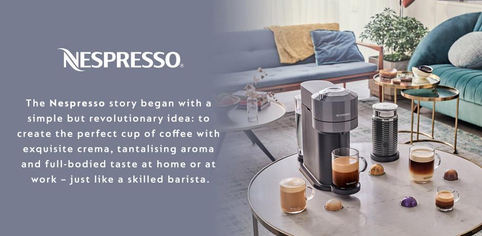 Naspresso Banner