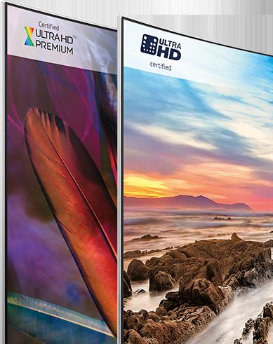 Ultra HD Premium Ultra HD certified