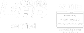Ultra HD certified VDE
