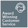 Siemens Award Winning Customer Service Icon