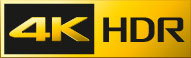4kHDR Logo