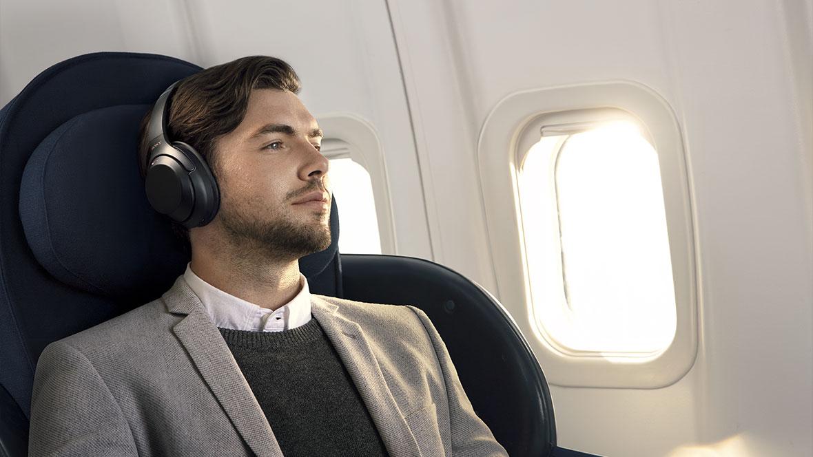 Sony Headphones Image
