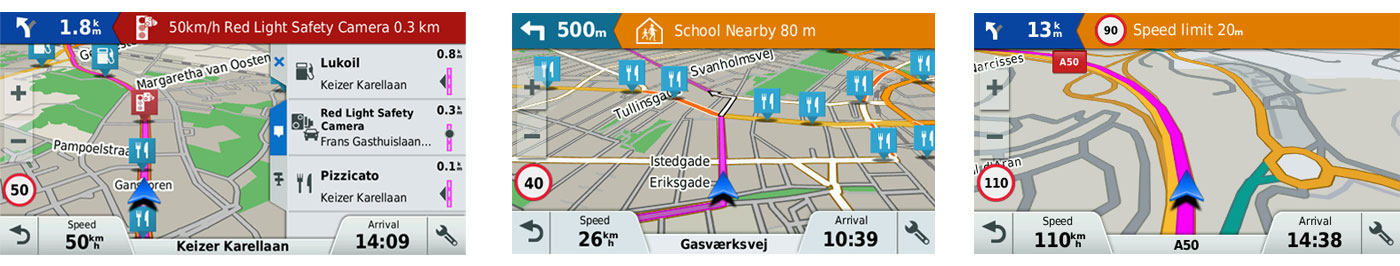 Garmin Drive 51 Full EU LMTS GPS