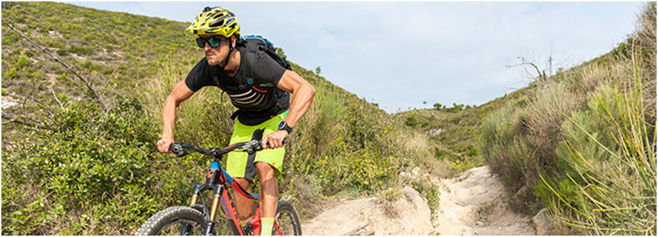 garmin mountain biker