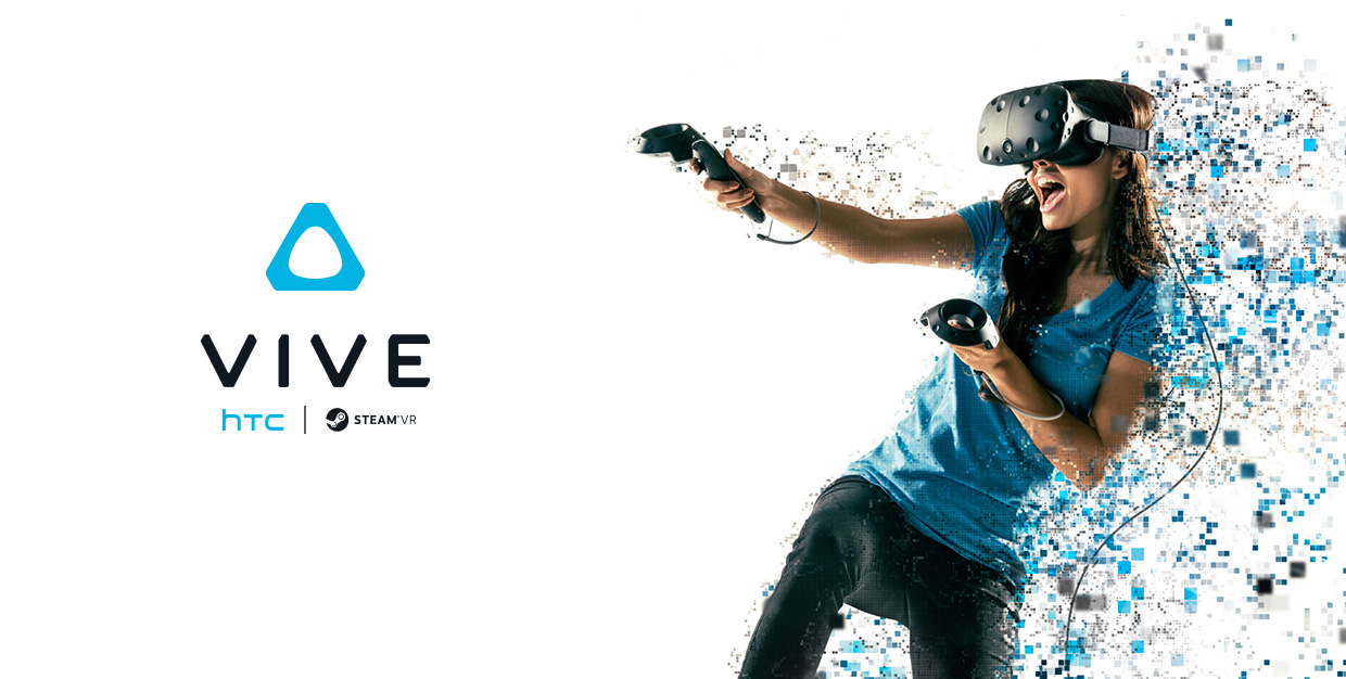 Vive Page Banner
