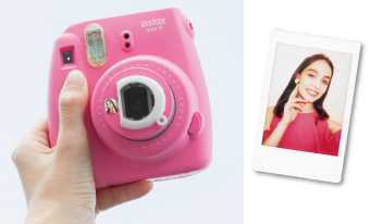 instax mini 9 selfie mirror