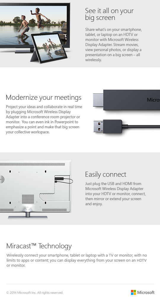 Microsoft Wirless Adapter