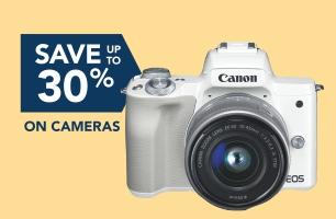 shop CAMERAS offers