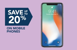 shop MOBILE PHONES offers