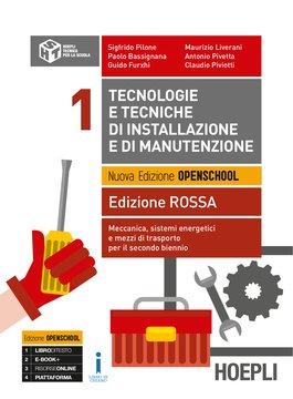 Tecnologie e tecniche di installazione e di manutenzione Edizione ROSSA Volume 1
