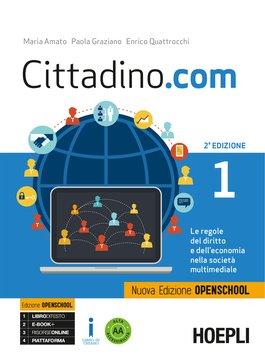 Cittadino.com. Nuova Edizione Openschool. Volume 1