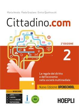 Cittadino.com. Nuova Edizione Openschool. Volume 2