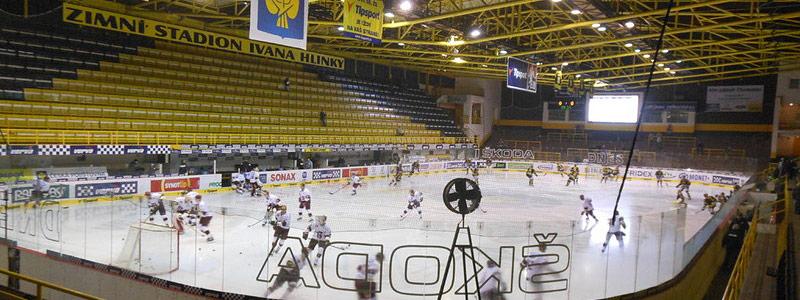 Zimní stadion Ivana Hlinky