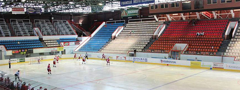 Zimní stadión Olomouc