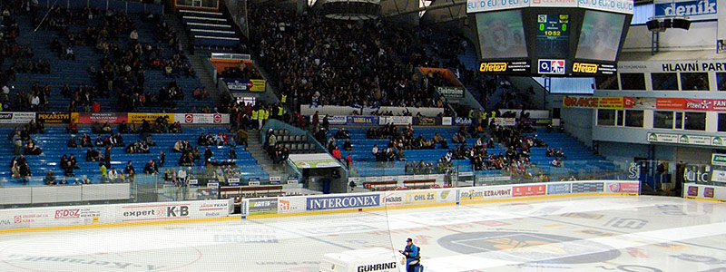 LOGSPEED CZ Aréna