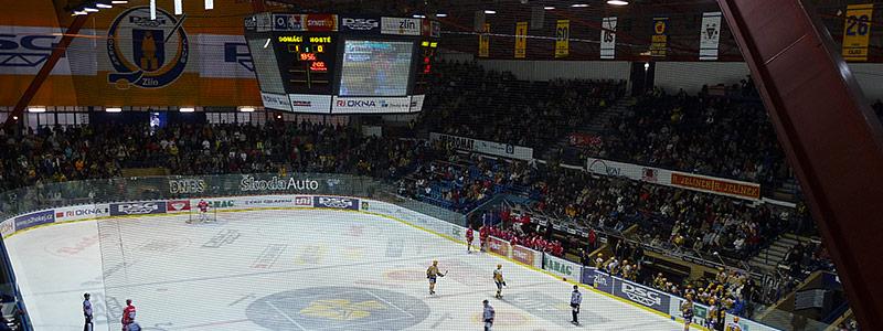 Zimní stadion Luďka Čajky