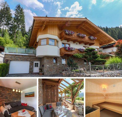 Ferienhaus in Tirol