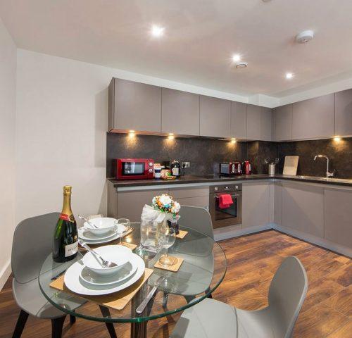 Appartamenti e case vacanza a Manchester