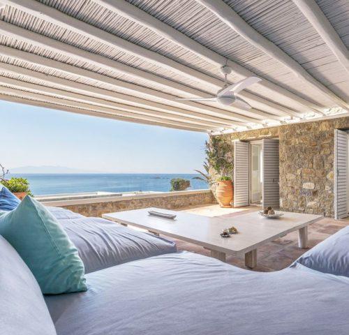 vacation rental on the island Mykonos