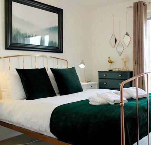 Apartamentos y alquileres vacacionales en Edimburgo
