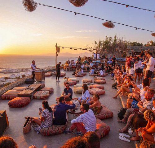 180° Sunset Bar