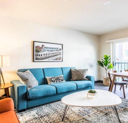 Vacation rental in Washington D.C.