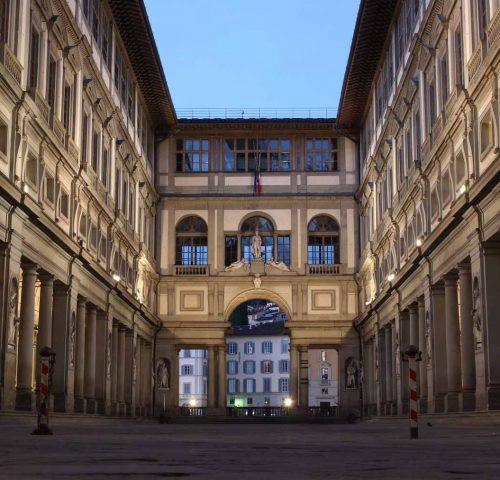 Uffizien_Florenz