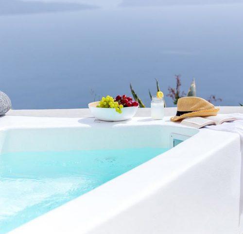 Maison de vacances à Santorin