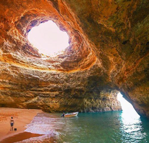 Cuevas de Benagil