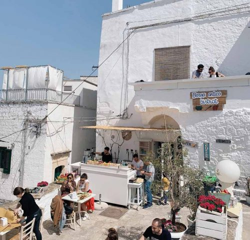 Borgo Antico Bistro
