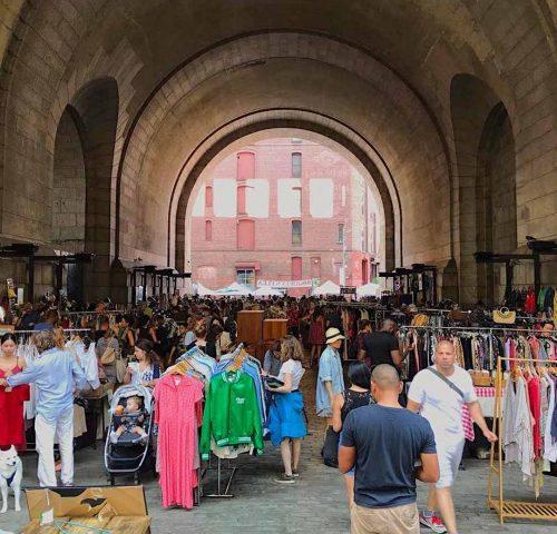 Flohmarkt in Brooklyn