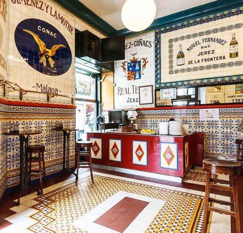 Café Iruña Bilbao
