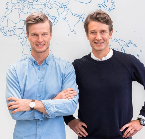 Michael und Johannes Siebers