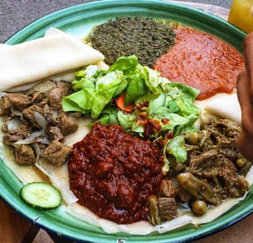 Im Herzen Afrikas Restaurant